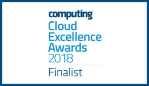 Shortlisted for Best Cloud Support Provider