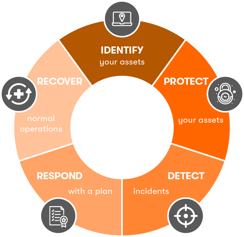 Aligning with a Cybersecurity Framework